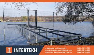 Buy geoscrews Kharkiv - galvanized, painted