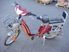 E-bike BY-L(BL-ZZW) - 48V/350W)