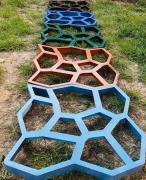 Форма для садової доріжки Запоріжжя Садова доріжка з бетону