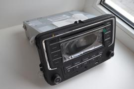 Магнитола RCD320 CD MP3 USB SD AUX Bluetooth