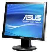 Monitors Asus Asus VB191T Black