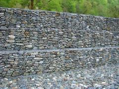 OF THE GEOGRID,GEOSAT,GABIONS FOR SOIL STABILIZATION AND SOIL