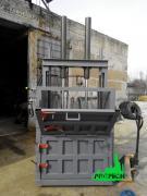 Прес для макулатури і ПЕТ пляшки на 32 тонн