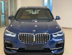 The new BMW IV X5 3.0 d AT (249 HP) 4WD xDrive 30d